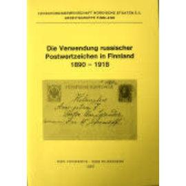Nordische Staaten Die Verwendung russischer Postwertzeichen in Finnland 1890-1918