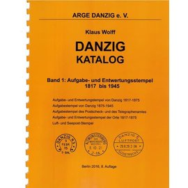 Wolff Danzig Katalog Band 1