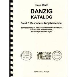 Wolff Danzig Katalog Band 2