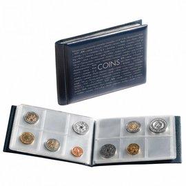 Leuchtturm Route muntenalbum zakformaat 48 munten