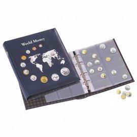 Leuchtturm album & cassette Optima World Money