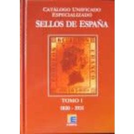 Edifil Spain Volume 1 1850-1931