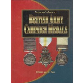 ATB British Army Campaign Medals