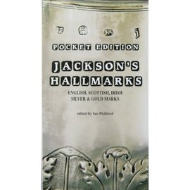Antique Collectors' Club Jackson's Hallmarks - English, Scottish, Irish Silver & Gold Marks