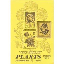 ATA Plants on Stamps Band II 1988