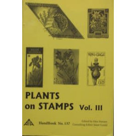 ATA Plants on Stamps Volume III 1999