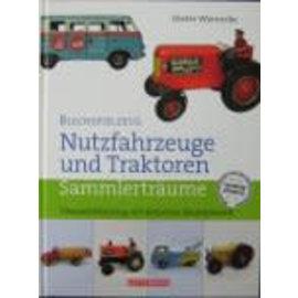 Battenberg Blechspielzeug · Nutzfahrzeuge und Traktoren