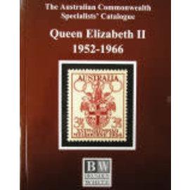 Brusden White Australie Elizabeth II 1952-1966