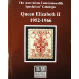 Brusden White Australien Elizabeth II 1952-1966