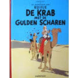 Casterman De Krab met de Gulden Scharen