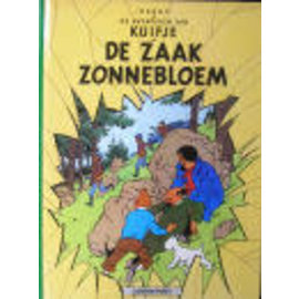 Casterman De Zaak Zonnebloem