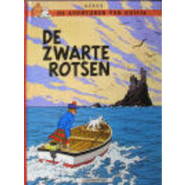 Casterman De Zwarte Rotsen