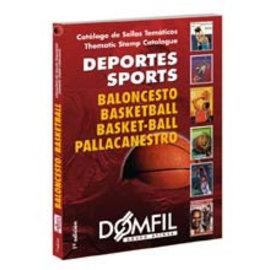 Domfil Basketbal on Stamps 2001