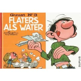 Dupuis Guust Nr. 3 Flaters als water