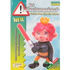 Fantasia Verlag Kinder Überraschungseier Fälschungsbuch