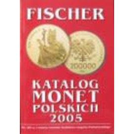 Fischer Münzen Polen 2005