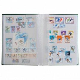 Leuchtturm Einsteckbuch Basic W32 grün