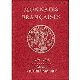 Gadoury Münzen Frankreich 1789-2015