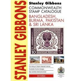 Gibbons Stamp Catalogue Bangladesh, Pakistan & Sri Lanka