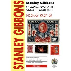 Gibbons Stamp Catalogue Hong Kong