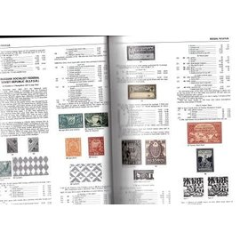 Gibbons Stamp Catalogue Part 10 Russia