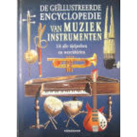 Könemann De geïllustreerde encyclopedie van Muziekinstrumenten
