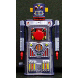 Masudaya Robot - Mini Target Robot