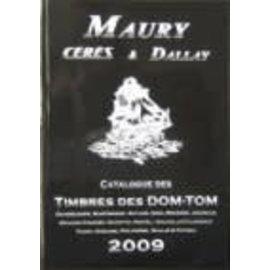 Maury Franse Gebieden DOM/TOM 2009