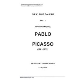 Meinel Pablo Picasso op postzegels