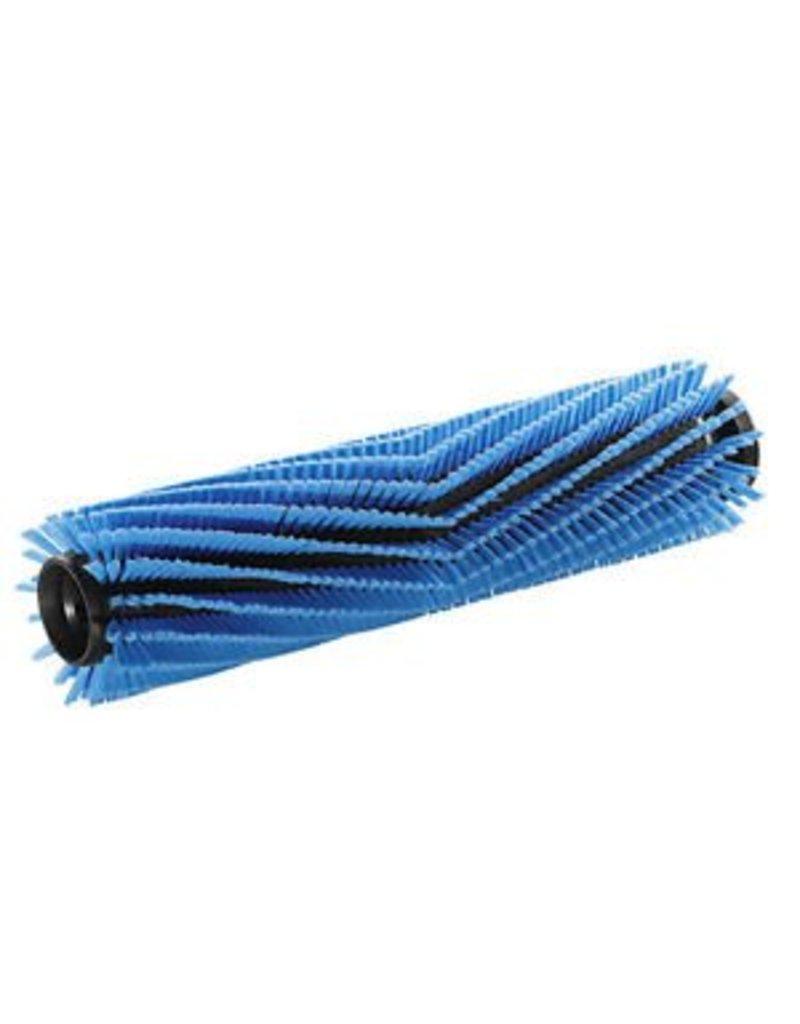 HakomaticB650metWalzenbürste Cylinderborstel voor HakomaticB650