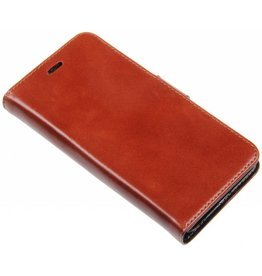 iPhone 6 / 6S Valenta Luxe Book Case Leather