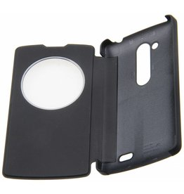 LG L Bello D331 LG Quick Circle Book Case Black