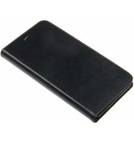iPhone 6 / 6S Valenta Luxe Book Case Leather Black