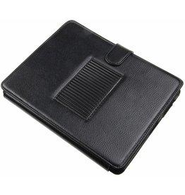 iPad 2 / 3 / 4 Trust 10'' Case with Stand+Stylus Pen Black
