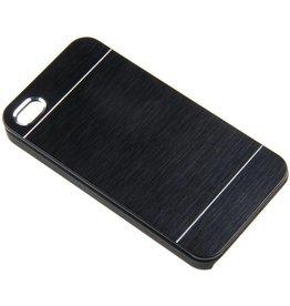 iPhone 4 / 4S Smart Smiley Hard Back Case Plastic Black