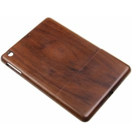 iPad Mini / 2 / 3 Wood Hard Case Dark-Brown