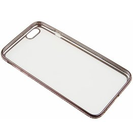 iPhone 6 Plus / 6S Plus U.R.V. TPU Case with Diamond Rose Edge TPU