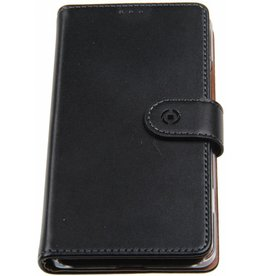 Microsoft Microsoft Lumia 950 Celly Wallet Case Leather Black