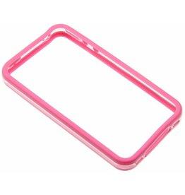 iPhone 4 / 4S Cellular Line Bumper Case Roze