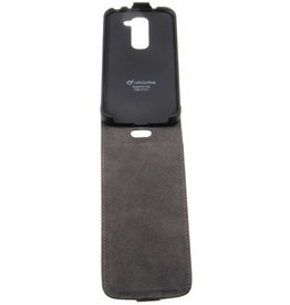 LG G2 Mini D618 Cellular Line Flap Essential Case Black