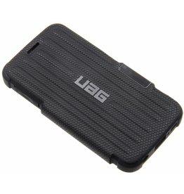 Samsung Galaxy S6 SM-G920F UAG Urban Armor Gear Book Case Black