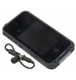 iPhone 4 / 4S Lifeproof Waterproof Case Black
