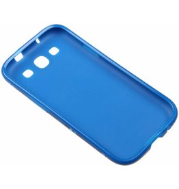 Samsung Galaxy S3 GT-I9300 Skech Groove Hard Case Plastic Blue