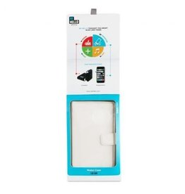BeHello LG G4 Wallet Case White