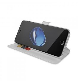 BeHello iPhone 7 Plus / 6S Plus / 6 Plus Wallet Case White