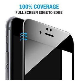 iPhone 7G Tempered Glass 3D Curved Black