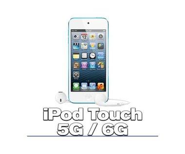 Geschikt voor iPod Touch 5G / 6