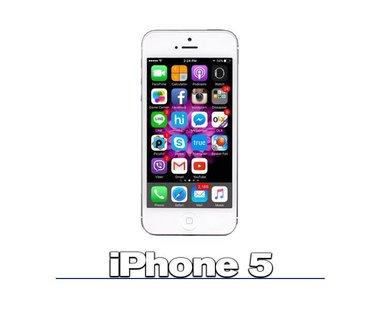 Geschikt voor iPhone 5