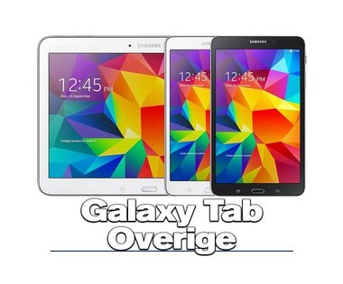 Galaxy Tab Overige
