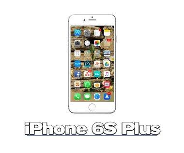 Geschikt voor iPhone 6S Plus